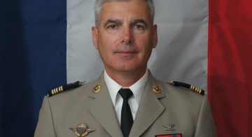Colonel Patrick Teisserenc