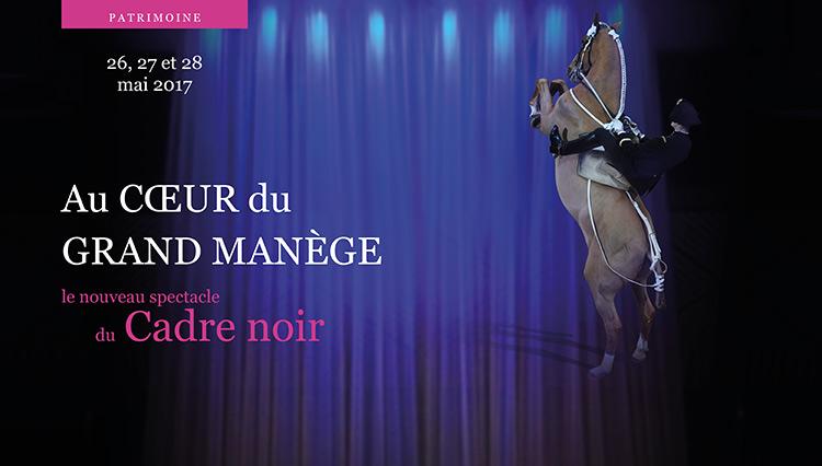 Gala Au cœur du Grand Manège de Saumur