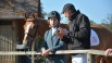 explication du barrage formateur cavalier jeunes chevaux