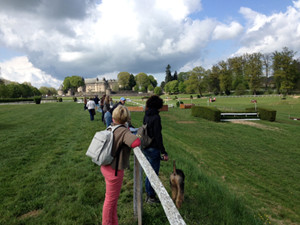 Grand national de concours complet au Haras national de Pompadour