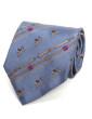 cravate bleue 1