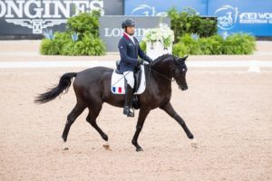 FEI World Equestrian Games™ Tryon 2018. Para Dressage. Jose LETARTRE (FRA). SWING ROYAL