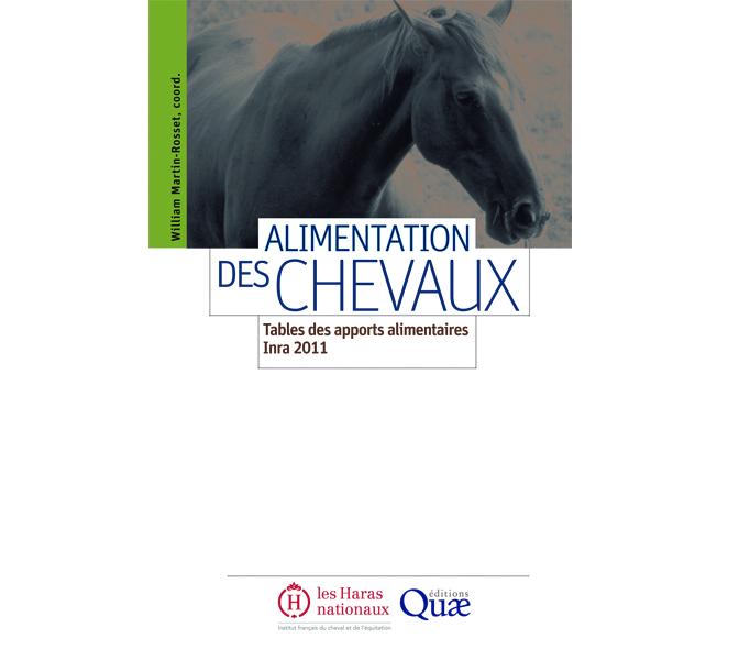 Alimentation des chevaux - Ifce