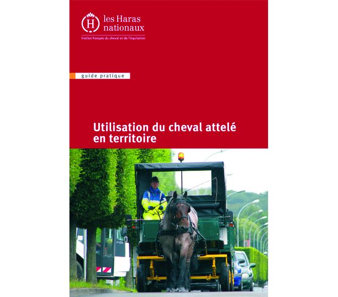 Utilisation du cheval attelé en territoire - Ifce