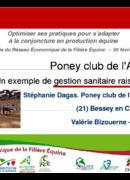 Témoignage, poney-club de l
