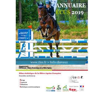 Annuaire ECUS 2019 : retrouvez tous les chiffres et les statistiques de la filière équine en France en 2018