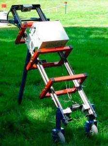 prototype pour la réalisation de mesures in situ.