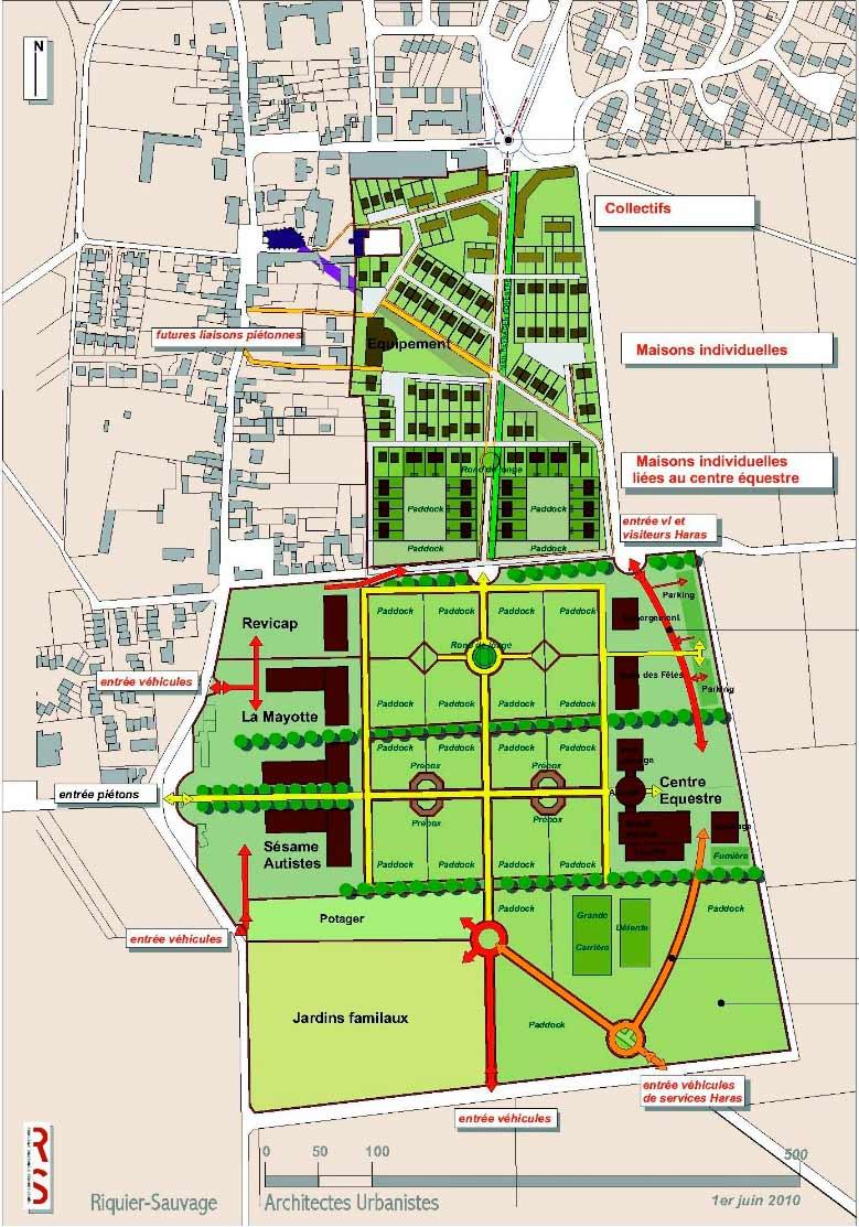 Business plan centre equestre