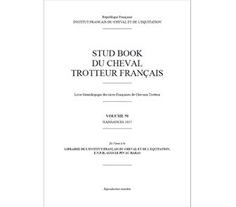 Stud-book Trotteur français 2018 - Ifce