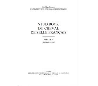 Stud-book selle français 2018