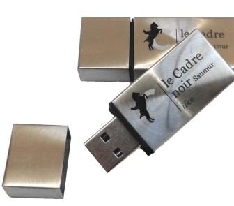 Clé USB rectangulaire