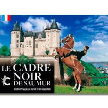 Plaquette Le Cadre Noir de Saumur