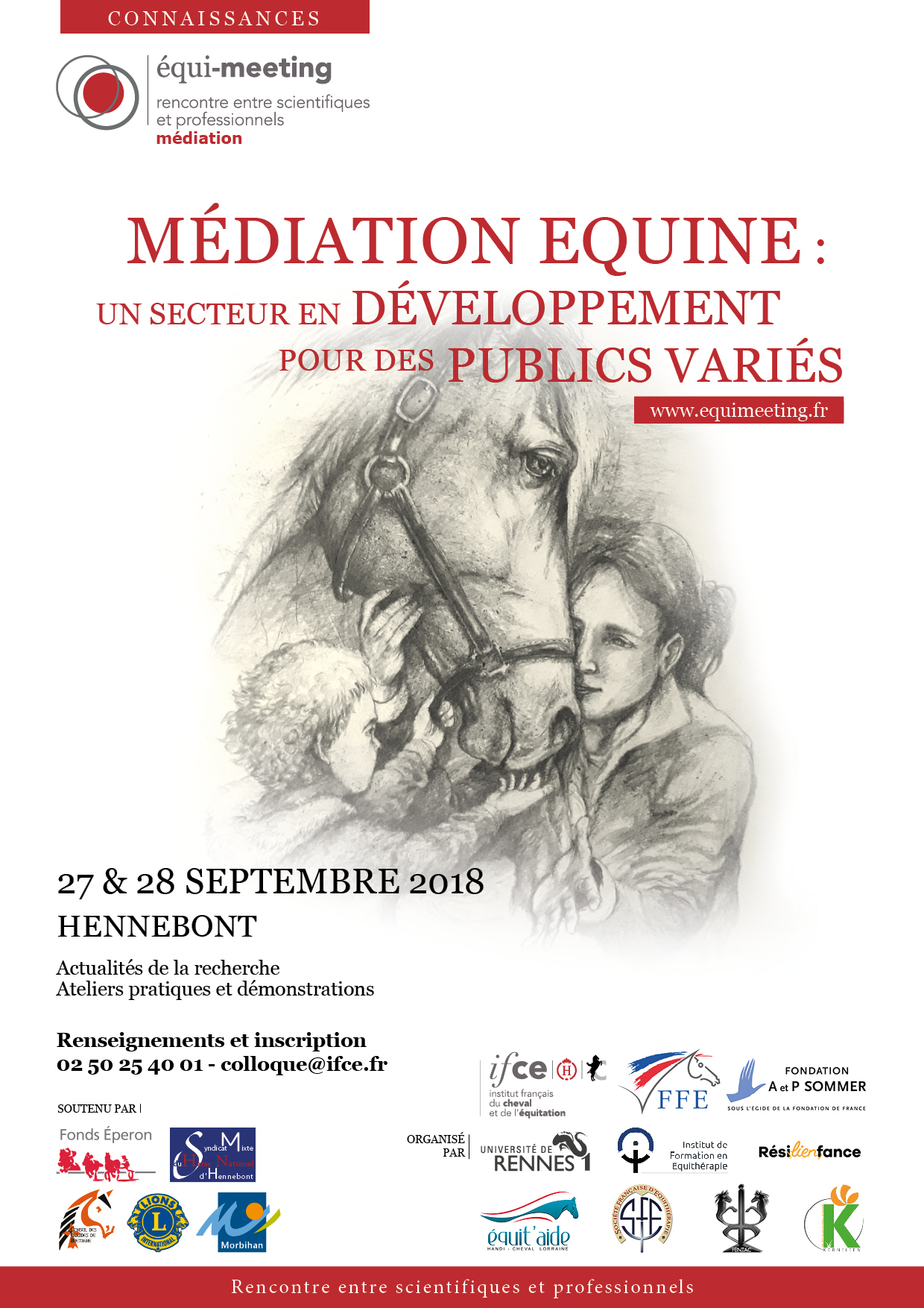 DIF Affiche Equimeeting médiation 2018