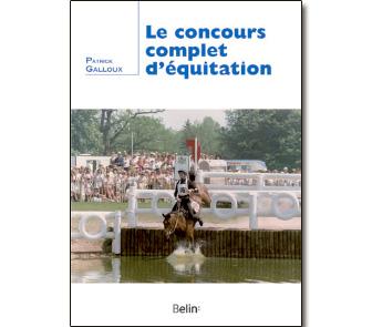Le concours complet d'équitation - L'institut français du cheval et de l'équitation