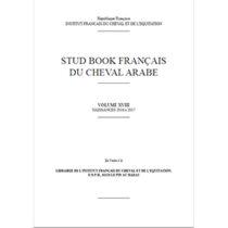 Stud-book Pur sang Arabe 2018