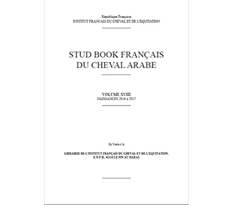 Stud-book Pur sang Arabe 2018 - Ifce