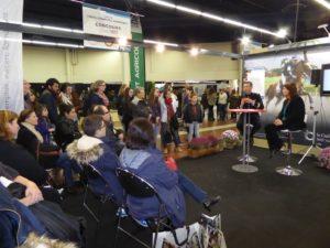 première édition Salon du Cheval Angers-Espace-equiressources