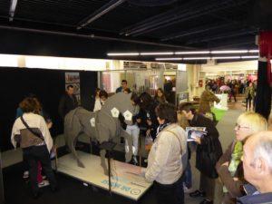 première édition Salon du Cheval Angers-espace-connecte