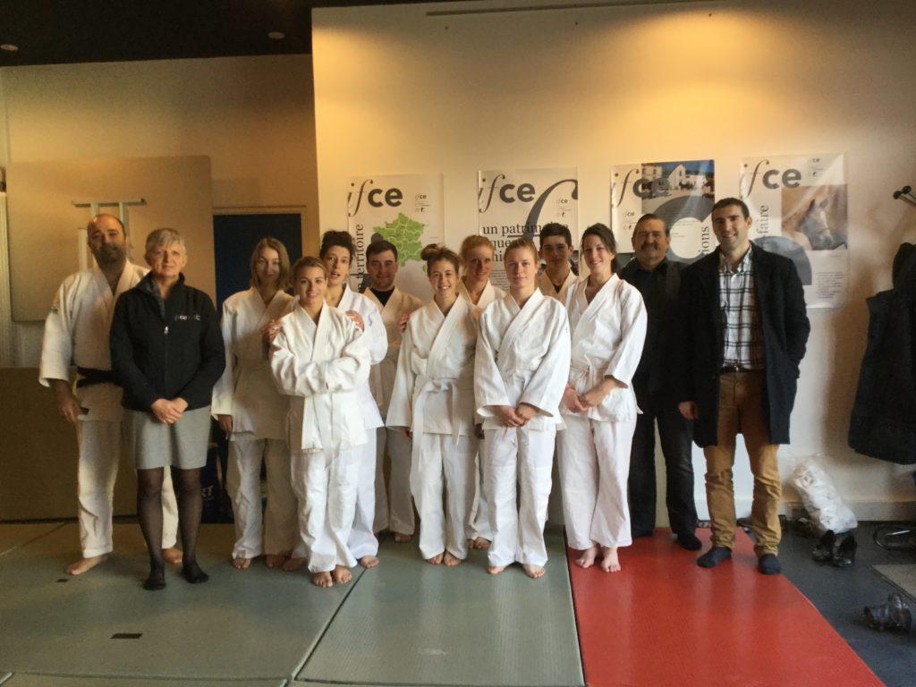 FOR LE PIN- judo