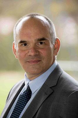 Jean Cézard, directeur général de l'Ifce