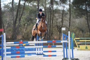 SPORT-CSO- jeunes chevaux Saumur ©Alain Laurioux