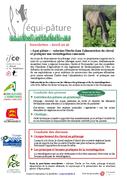 REC-Newsletter Equi-pâture n°01