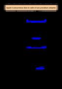ENE (49) - Fourniture de litière de copeaux et de granulés de bois 15/10/2015