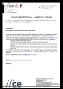 Annexe 3 - Engagement du transporteur