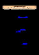 Prestation ergonomie et intégration web concernant la refonte globale du site « info chevaux » 26/05/2015