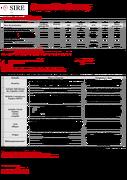 Notice sanitaire 2017 - chevaux de sang et poney