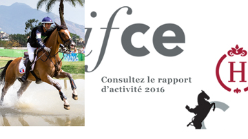 rapport d'activité 2016 de l'Ifce