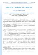 Élection représentants des personnels aux Instances paritaires