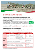 Entreprises de la filière équine : les centres de tourisme équestre