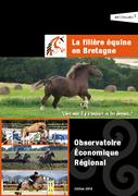 La filière équine en Bretagne - édition 2016