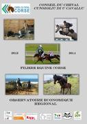 La filière équine en Corse (données 2013-2014)