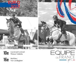 Meilleurs français aux championnats d'Europe