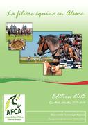 La filière équine en Alsace (édition 2015)