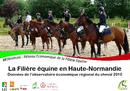 La filière équine en Haute-Normandie