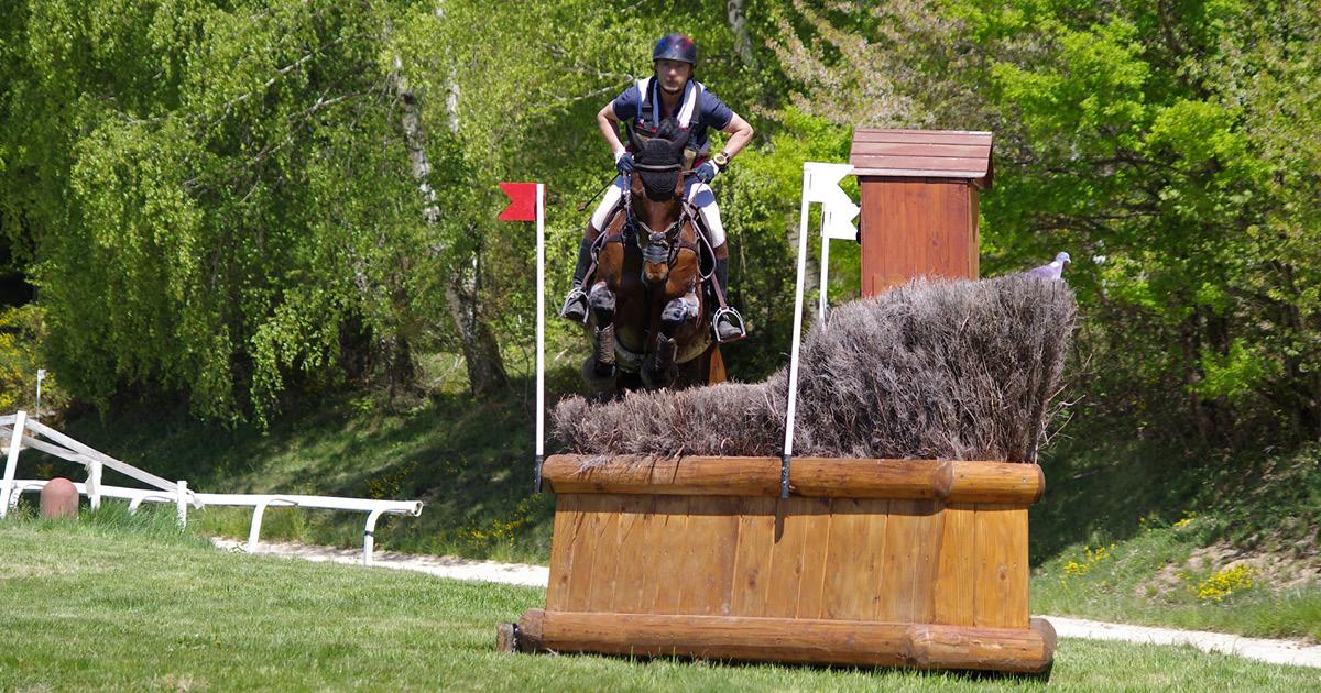 L'entrainement du cheval de complet à l'obstacle