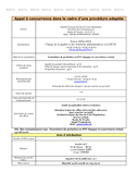 Dir. des connaissances (19) - Fourniture de pochettes en PVC et couverture cristal (04/10/2016)