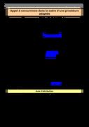 ESCE (61) - Fourniture de fuel domestique (05/01/2016)