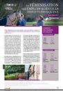 La féminisation des emplois agricoles dans la filière équine