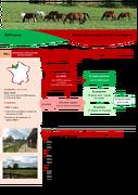 Un centre équestre rural qui bénéficie de la proximité de Paris