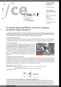 Le Grand National FFE de CCE, première étape à Saumur