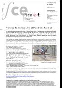 Victoire de Maxime Livio et Pica d'Or à Saumur