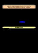 Acquisition d'un module workflow (08/07/2015)