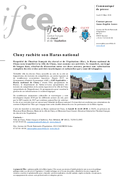 Cluny rachète son Haras national