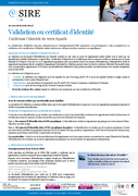 Fiche démarche Validation - Certification d