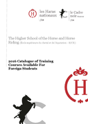 International training courses catalogue