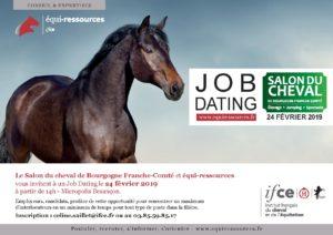 encart Job dating besançon 2019 v2